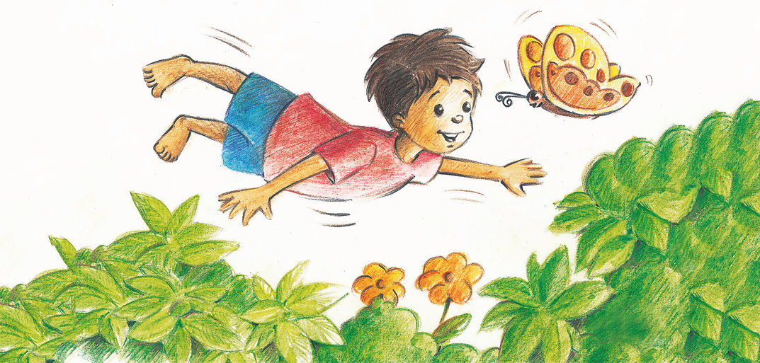 1095-flying-boy-with-a-butterfly